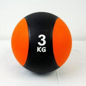 balon medicinal con rebote 3 kilos lima peru sonico fitness.com