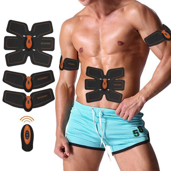 smart abs electroestimulador