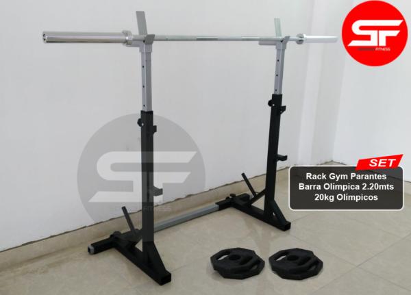 rack gym parantes