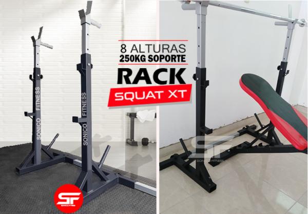 rack squat xt