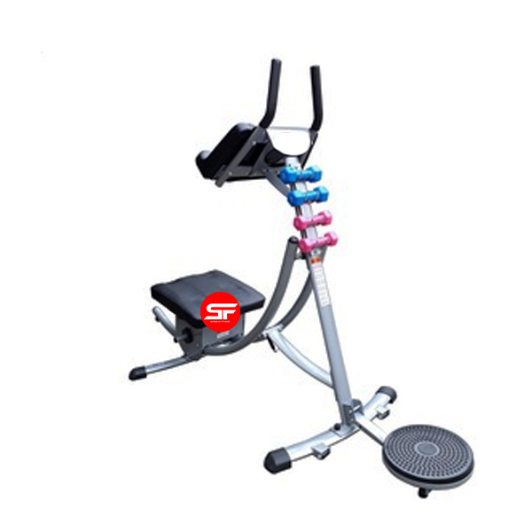 maquina para abdominales tipo ab coaster en Lima Perú