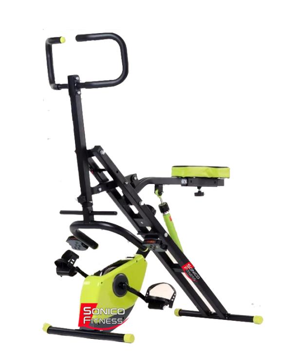 maquina de ejercicios body evolution xt sonico fitness