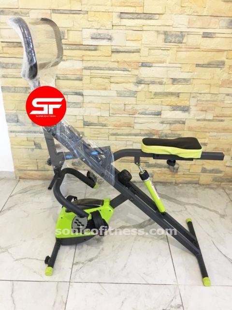 sonico fitness maquina de ejercicios body evolution xt