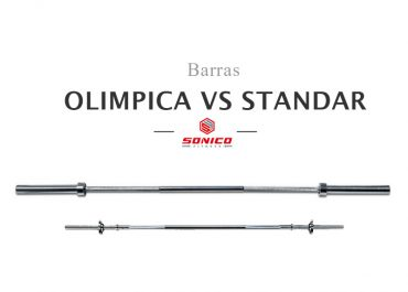 Barra Olímpica vs Barra Standar ¿Cuál necesito?
