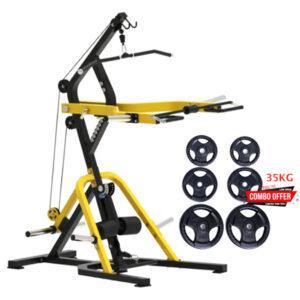 maquina de ejercicio multifuncional