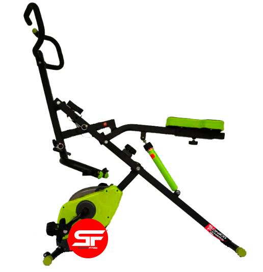 maquina de ejercicios body evolution xt sf