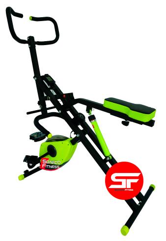 maquina de ejercicios body evolution xt