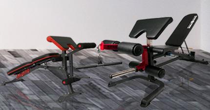 bancas gym