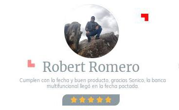 testimonio robert romero