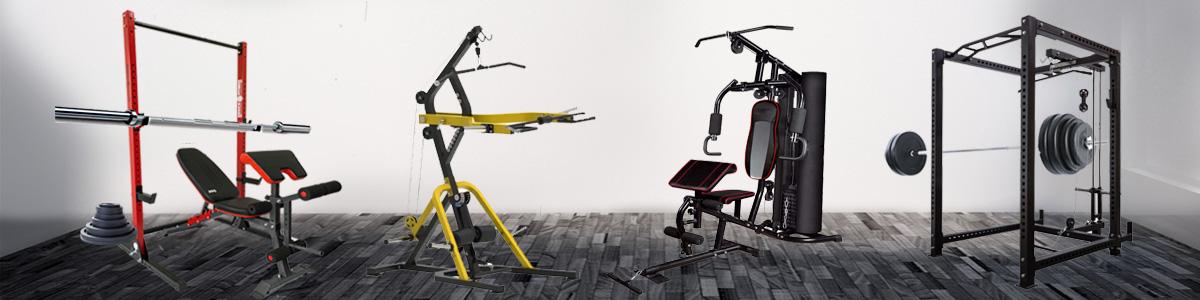 maquinas de gimnasio multifuncionales y minigimnasios venta de fitness en lima peru