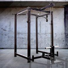 jaula de potencial levantamiento de pesas rack para barras lima peru
