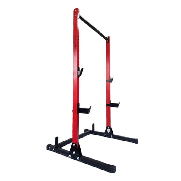 rack parante de barra rack squat soporte de sentadillas para hacer piernas en casa