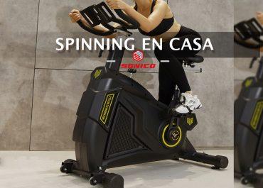 10 Beneficios de hacer Spinning en casa ¿Es adecuada para ti?
