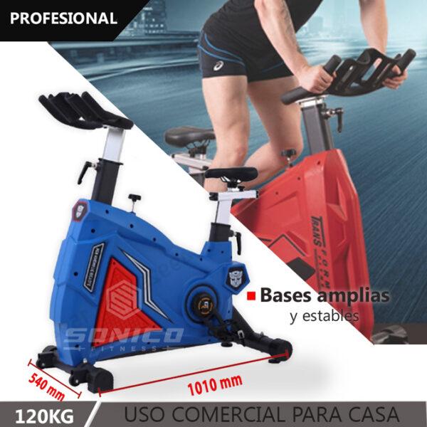 Bicicleta estacionaria de ejercicios para casa en LIMA